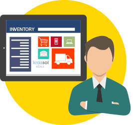 inventory manager job description mini crm erp krassoleins